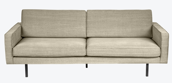 June 3-seter sofa